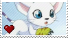 Gatomon by Marlenesstamps