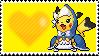 Pikachu Belle by Marlenesstamps