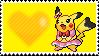 Pikachu Pop Star by Marlenesstamps