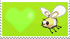 742 - Cutiefly by Marlenesstamps
