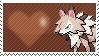 745 - Lycanroc Midday by Marlenesstamps