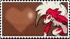 745 - Lycanroc Midnight by Marlenesstamps