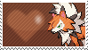 745 - Lycanroc Dusk by Marlenesstamps