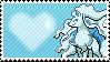 38 - Alolan Ninetales by Marlenesstamps