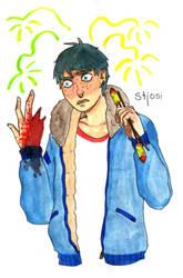 Hand trauma by stjosi