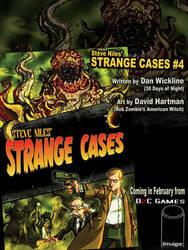 STRANGE CASES 4 by Hartman by sideshowmonkey