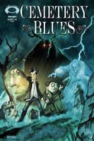 CEMETRY BLUES 3 by Hartman by sideshowmonkey