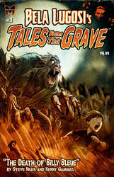 TALES FROM THE GRAVE 3 by Hartman by sideshowmonkey