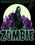 ZOMBIE SHIRT by Hartman by sideshowmonkey