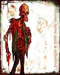 HUMAN GRISTLE by Hartman by sideshowmonkey
