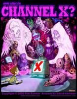 CHANNEL X by Hartman by sideshowmonkey