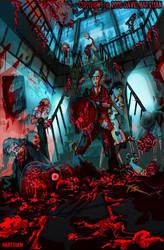DEAD ALIVE by Hartman by sideshowmonkey