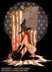 AMERICAN WITCH 2 by Hartman by sideshowmonkey