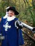 D'Artagnan Costume by Tatter-Hood