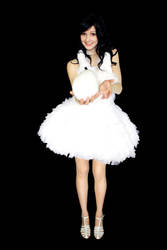 Bjork (or, just a swan) by Tatter-Hood