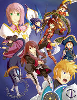 Tales of Vesperia by Banzatou