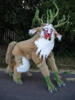 The Forest Spirit quadsuit by SavedChicken