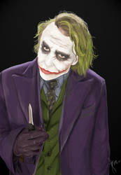 why so serious? by addictedsp8