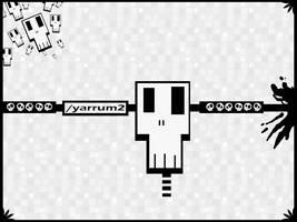 Skull Frenzy by Yarrum2