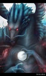 Dragon by Freezzelaj