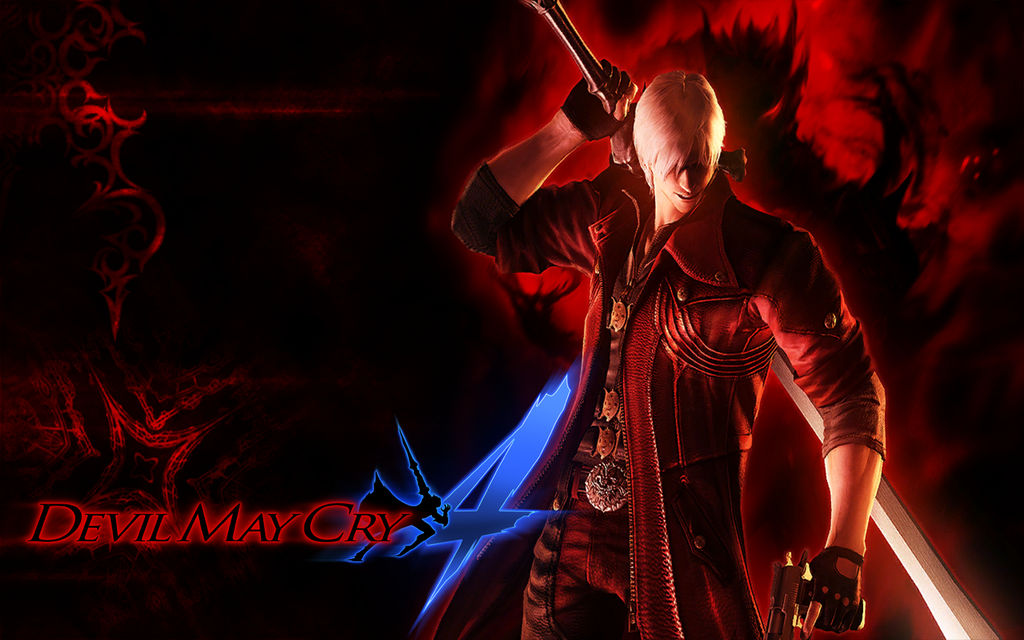 Devil May Cry Dante Wallpaper: Devil May Cry 4 Super Dante By Nero91kG On DeviantArt