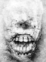 His Teeth by michaelshephard