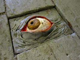 Floor Eye by michaelshephard