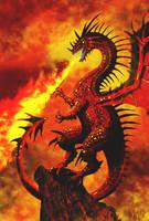 DRAGON INFERNO by kustom65