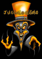 Teh Ringmaster by juggalo-gigolo