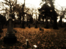 Cemetery Stock 60 by Bound-By-Leather