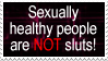 Sexually Active by OurHandOfSorrow