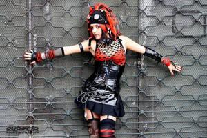 Cyber Goth 3 by gaghielart