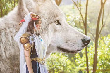 Wolf by gaghielart