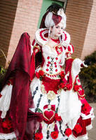 Queen of Hearts by gaghielart