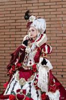 The Queen by gaghielart