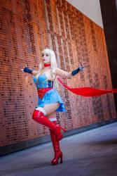 Super Girl by gaghielart