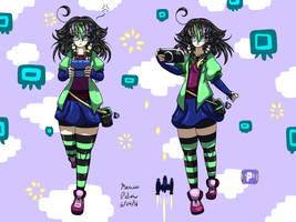 Nariko Colored by Anubis2Pabon288