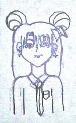 Shadow Moon Empire: Himeko by puff222001