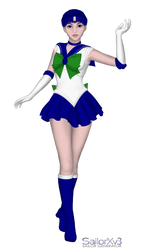 Sailor Minerva - SailorXv3 by puff222001