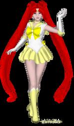 Sailor Remorse Moon - SailorXv3 by puff222001