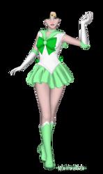 Sailor Chibi Earth - SailorXv3 by puff222001