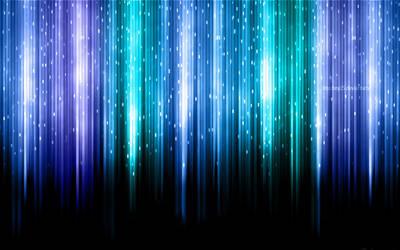 Aurora Borealis Blue by TitusBoy25