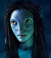 Na'vi by SeamanArts-Artwork