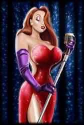 Jessica Rabbit by SeamanArts-Artwork