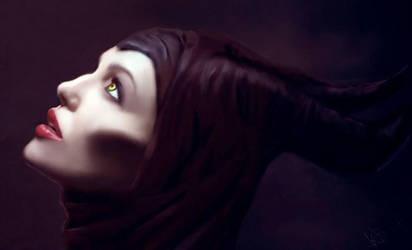 Maleficent by SeamanArts-Artwork