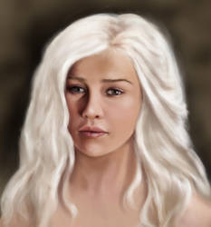 Mother of Dragons by SeamanArts-Artwork