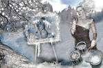 Winter's Artist by alianora