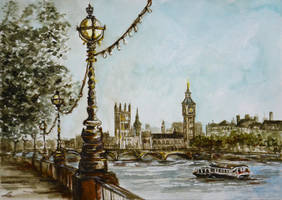 London view by LauraMSS