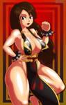 Chun Li by HareKame