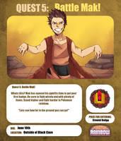 Quest 5: Battle Mak! by Promsien